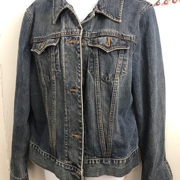 GAP Jackets & Blazers - Gap jeans Jacket